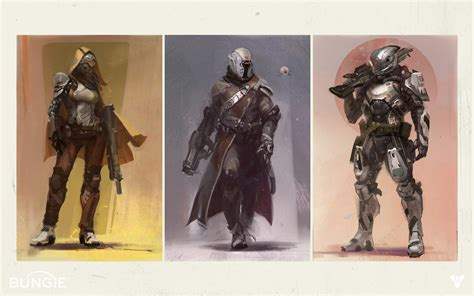 Destiny Concept Art Concept Art World