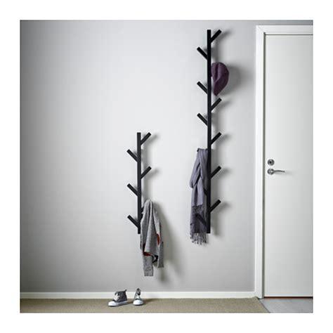 tjusig hanger black 78 cm ikea