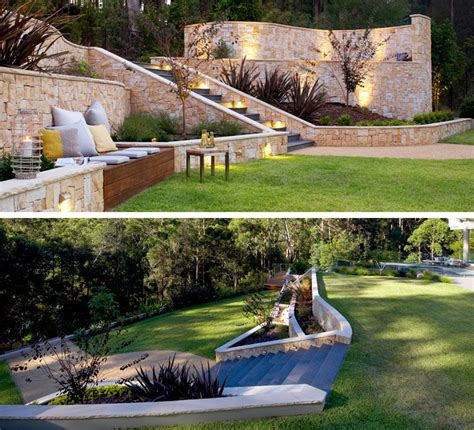 two level backyard landscaping ideas 13 multi level backyards to get you inspired for a summer