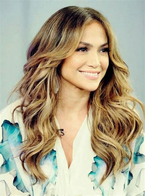 jennifer lopez hair color    jlos hair