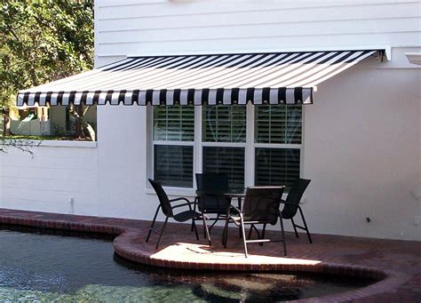 retractable awnings solar screens awning cleaning tampa bay area