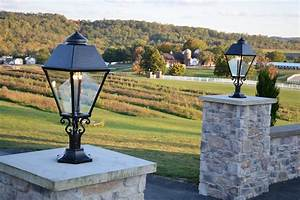 American Gas Lamp Works Outdoor Gas Lamps Lighting