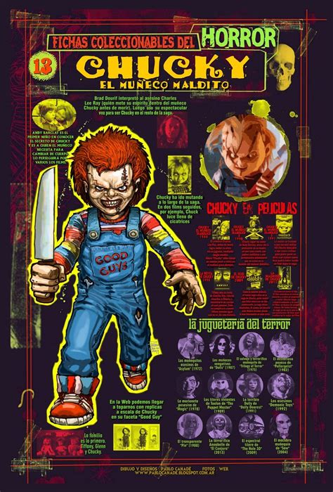 chucky images  pinterest horror films cereal