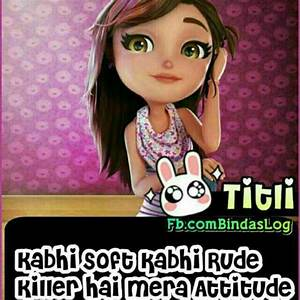 Thatsss soooo m... Mera Attitude Quotes