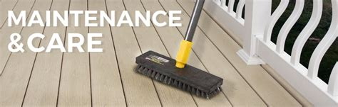 vekadeck maintenance  care