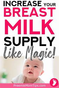 How To Increase Breast Milk Supply Fast  Tips To Double