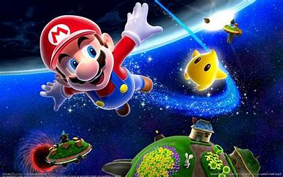 Cg Mario Super Render Games Wallpapers
