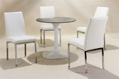 small white table and chairs small round white high gloss glass dining table and 4 chairs