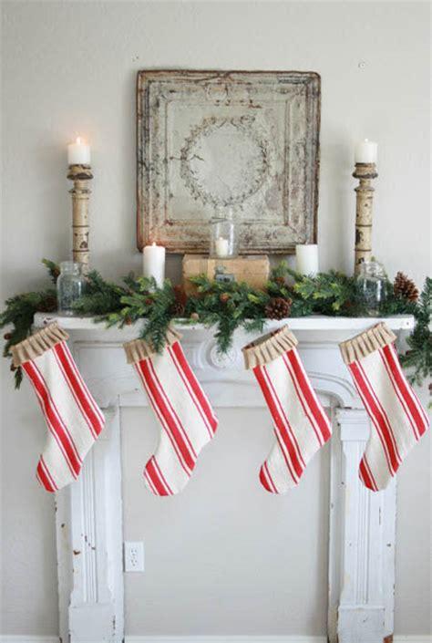wonderful christmas mantel decorations ideas