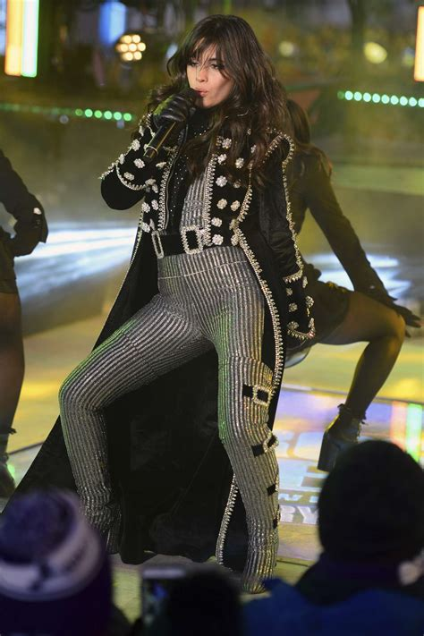 Camila Cabello Performs The Dick Clark New Year