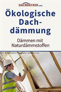 Was Heißt ökologisch : kologische dachd mmung d mmen mit naturd mmstoffen was ~ A.2002-acura-tl-radio.info Haus und Dekorationen