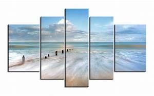 Leinwand 5 Teilig : karibik coast leinwand 5 bilder sand beach m51183 xxl die leinwandfabrik ~ Whattoseeinmadrid.com Haus und Dekorationen