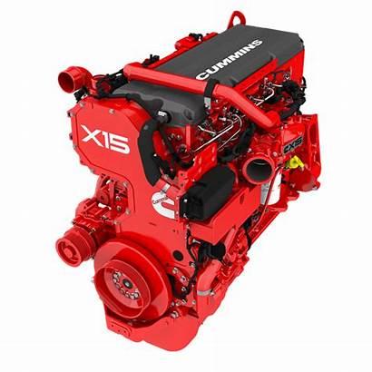 X15 Cummins Engine Cascadia Freightliner Fuel Efficiency