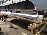 Photos of Polishing Aluminum Boats