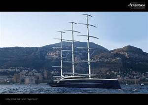 Inventing An Icon The Story Behind The 106m Sailing Yacht