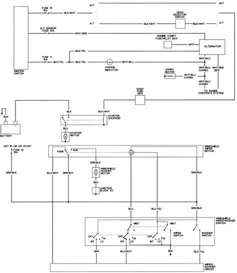 Honda Gl 1500 Wiring Diagram by 1989 Honda Gl1500 Wiring Diagram