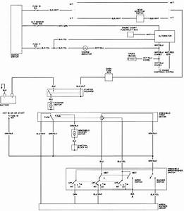 1989 Honda Gl1500 Wiring Diagram