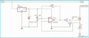 Overcurrent Protection Circuit Using Op