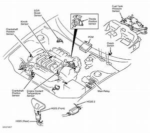 Mazda 626 Engine Block Diagram 2001