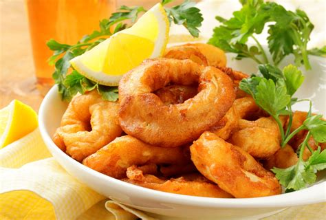 cuisina az beignets de calamars cuisine az