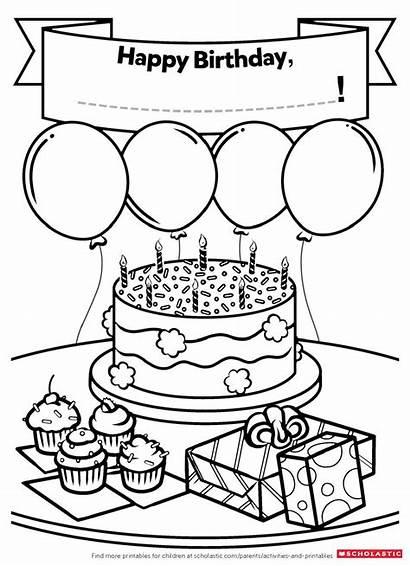 Birthday Worksheets Card Printables Homemade Printable Worksheet