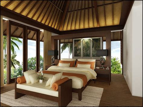 bali interieur balinese interior design bedroom ungasan villas