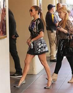 Jennifer Lopez Evening Pumps Jennifer Lopez Shoes Looks