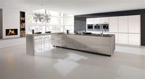 Alno Art Hochglanz Küche Mit Elektrogeräten Und