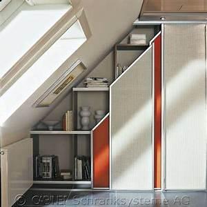 aide pour creer placard sous pente laterale chambre a With creer un placard avec portes coulissantes