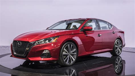 2019 Nissan Altima Enters The Fray As Latest Redesigned