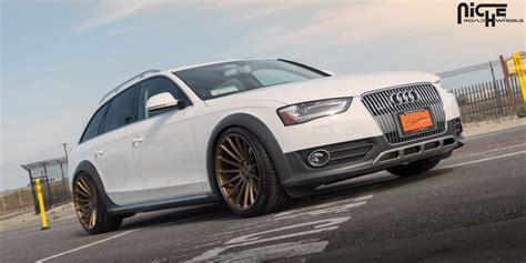 Audi A4 Allroad Form  M158 Gallery  Mht Wheels Inc