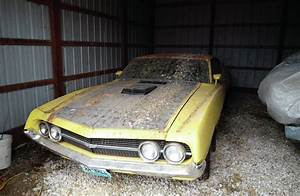 Garage Ford 93 : 1970 ford torino rare finds forgotten autos coches coches abandonados ~ Melissatoandfro.com Idées de Décoration
