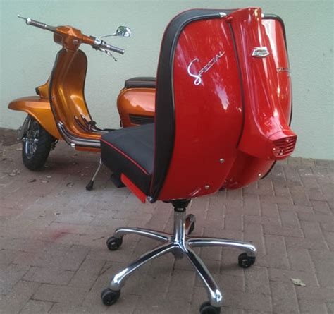 Lambretta V200 Special Backgrounds by Lambretta Chair By Iconic Design Modculture