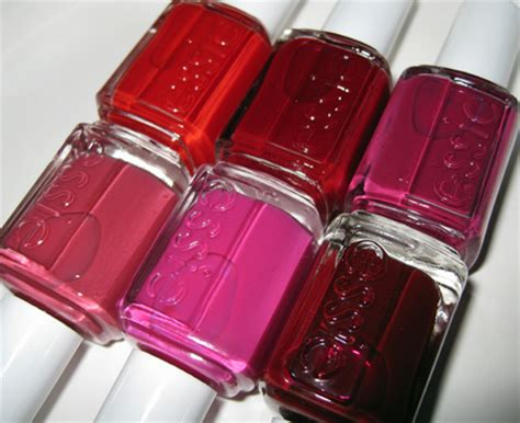 essie fall  nail polish collection   character