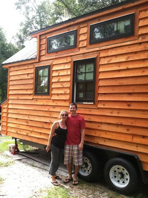 Tiny Homes Builders by Interior Of Tiny Home Builder S Tiny Living House With Dan