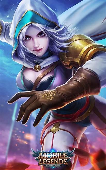 Legends Mobile Natalia Hero Legend 4k Wallpapers