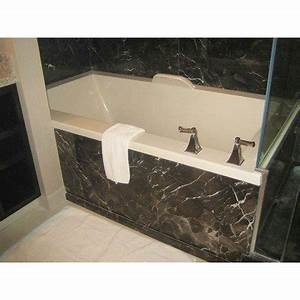 Designer Kayla Whirlpool Bathtub With Combo System Biscuit