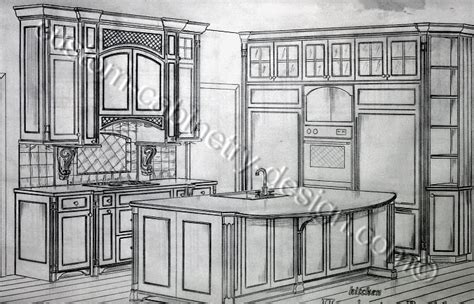 kitchen cabinet drawing kitchen cabinetry design custom kitchen cabinets 2485