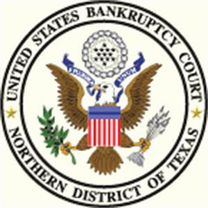U.S. Bankruptcy Court - Northern District of Texas