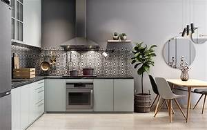 Home, Designing, 50, Lovely, L-shaped, Kitchen, Designs, U0026, Tips, You, Can, Use, From, Them