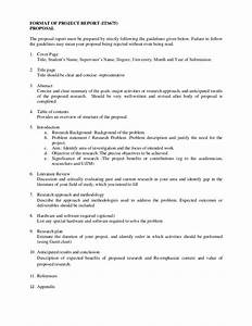 Proposal Writting Format Argumentative Essay Outline Sample Proposal