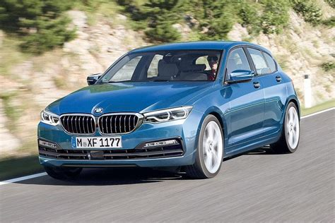 2019 Bmw 1 Series Rendering Shows An Attractive Design