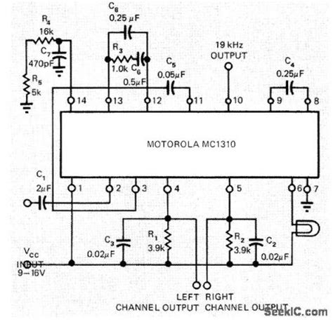 Index Circuit Diagram Seekic