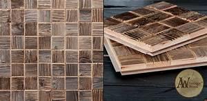Wandverkleidung Platten Holz