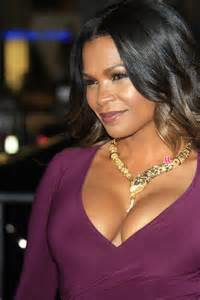 Nia Long Best Man Holiday Premiere