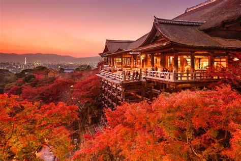 great    autumn season  japan japan info