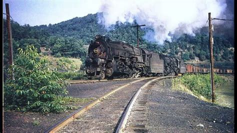 PRR Steam Audio Recording: I1sa on Elmira Branch (1955 ...