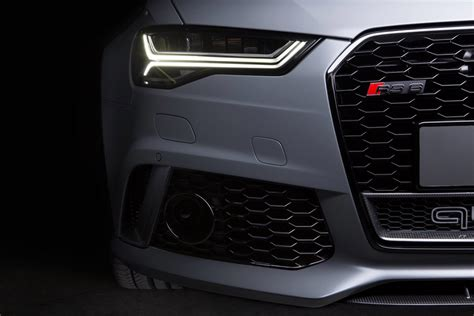 audi exclusive shows customized rs avant