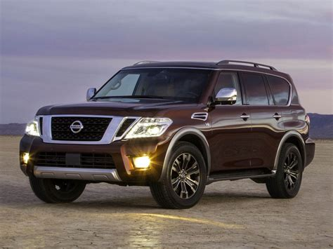 2018 Nissan Armada Review, Redesign, Price And Photos