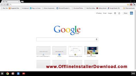 Google Chrome Offline Installer Download For Windows, Mac